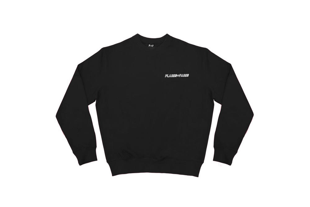 Places+Faces Spring Summer 2018 Sweater Black