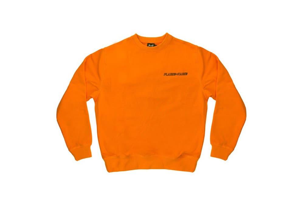 Places+Faces Spring Summer 2018 Sweater Orange
