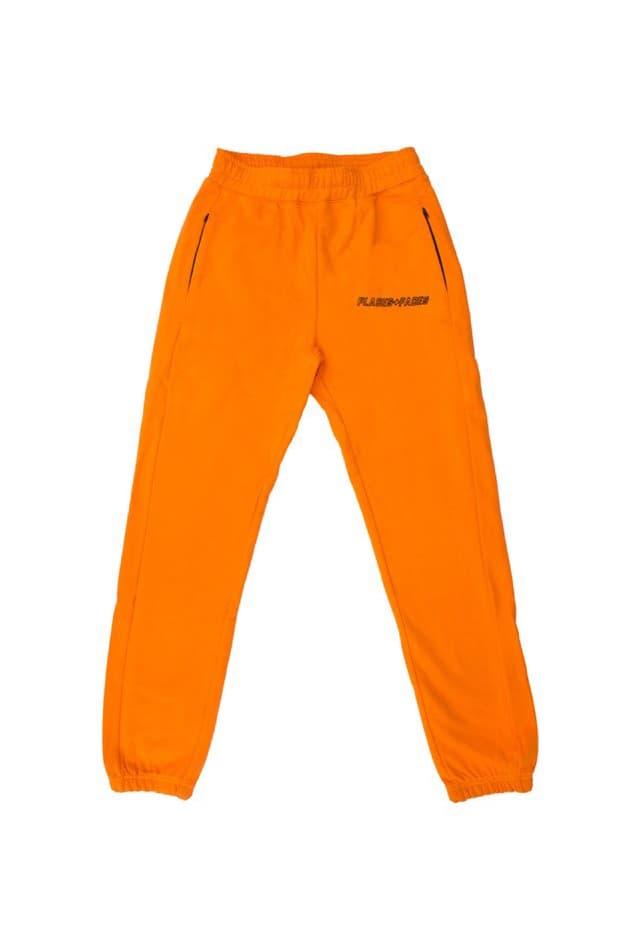 Places+Faces Spring Summer 2018 Sweatpants Orange