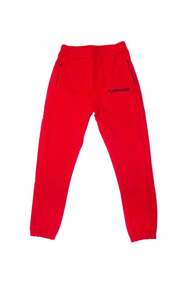 Places+Faces Spring Summer 2018 Sweatpants Red