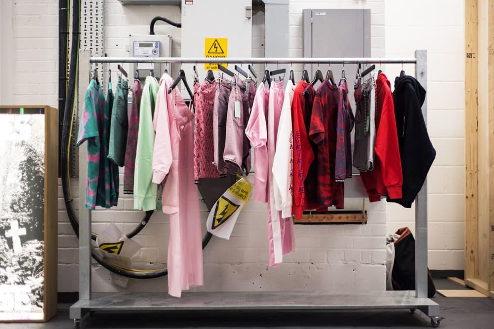 Look Inside Planet Aries New Pop-Up Store in London Covent Garden Vans