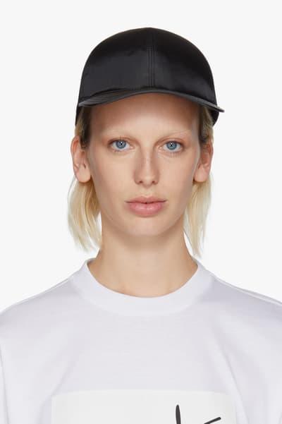 Prada SSENSE Exclusive Capsule Collection T-Shirt Hats Cap Retro