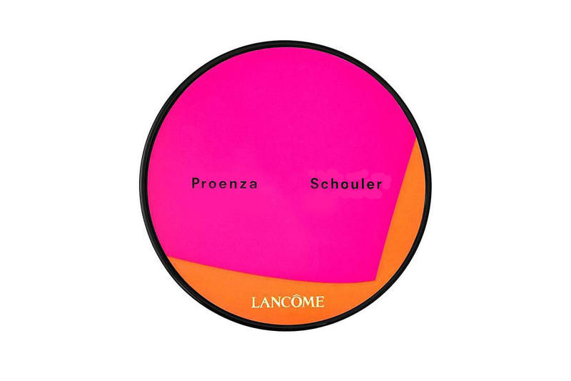 Proenza Schouler x Lancôme Makeup Collaboration Collection Beauty