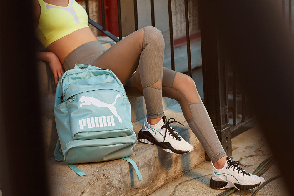 PUMA DEFY Women's Training Sneaker Selena Gomez Campaign 2018