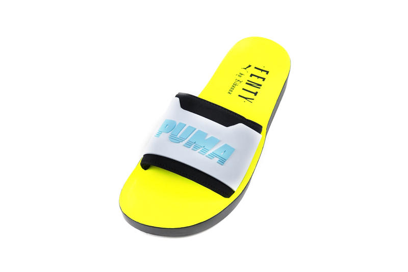 Fenty PUMA by Rihanna Surf Slides Multicolor