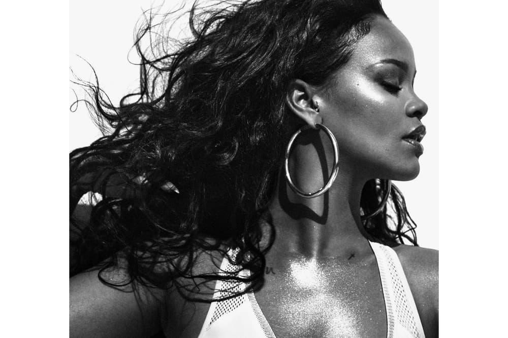 Rihanna Vogue June 2018 Stella McCartney Swimsuit