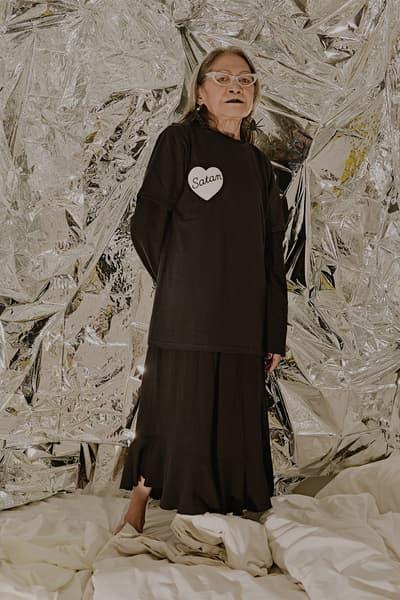 Satan's School for Girls Indonesian Fashion Brand MACHINE-A Natasha Tontey