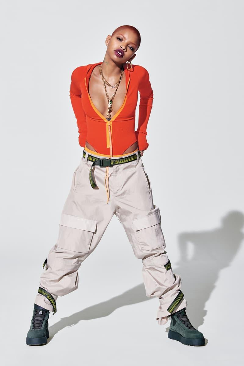 Slick Woods Glamour Magazine Interview Feature Modelling Drugs Addiction Rihanna