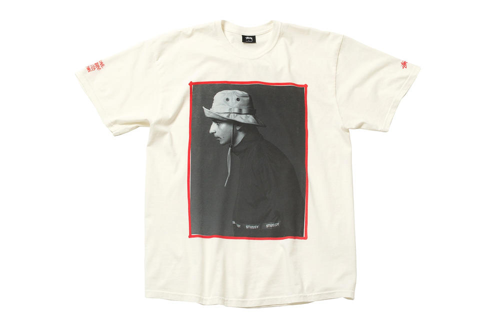 Stussy Dover Street Market Exclusive T-shirts Photo London White