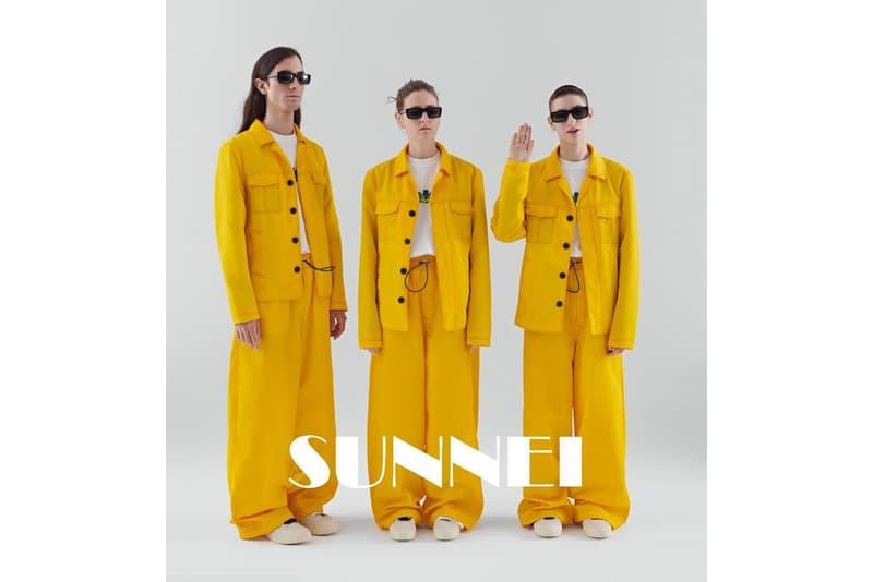 Sunnei Launches Womenswear Label at Milan FW Instagram Announcement Fashion Week