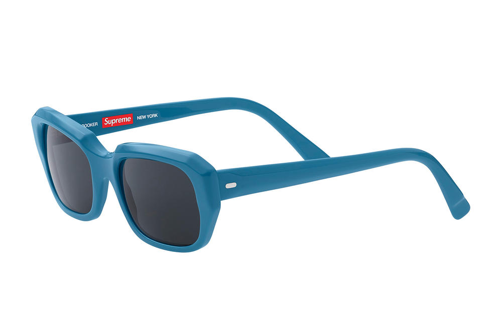 Supreme Spring Sunglasses Shades Drop Plaza Royale Exit Astro Booker Streetwear Street Style Rare