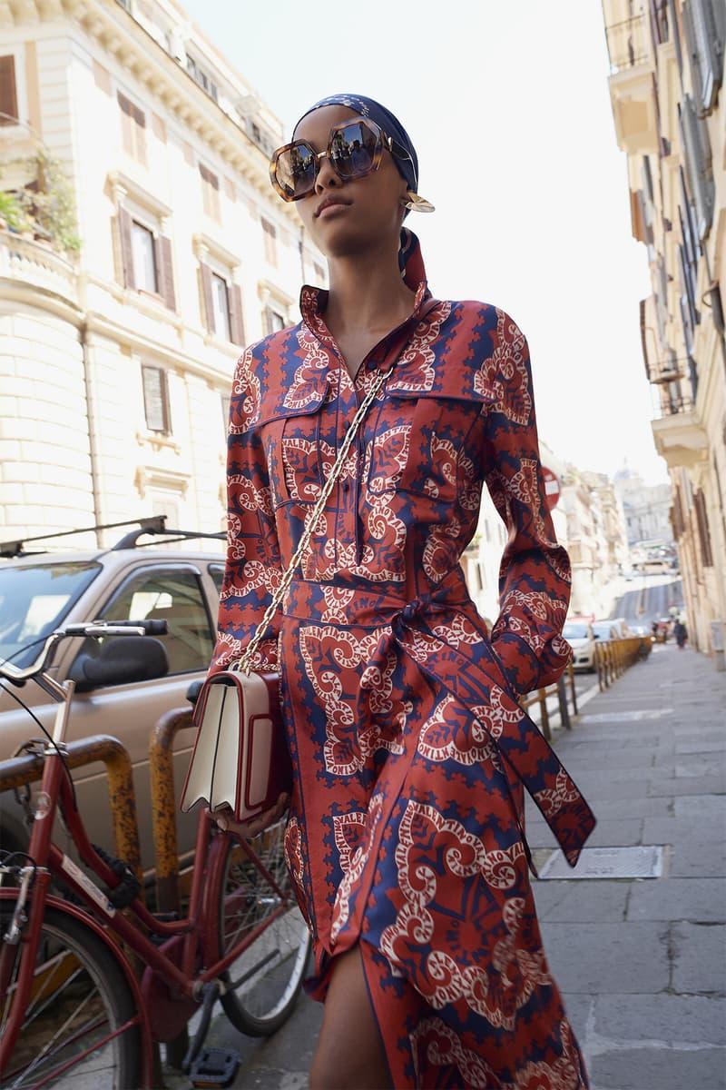 valentino resort 2019 lookbook collection vogue Pierpaolo Piccioli rome roma street style