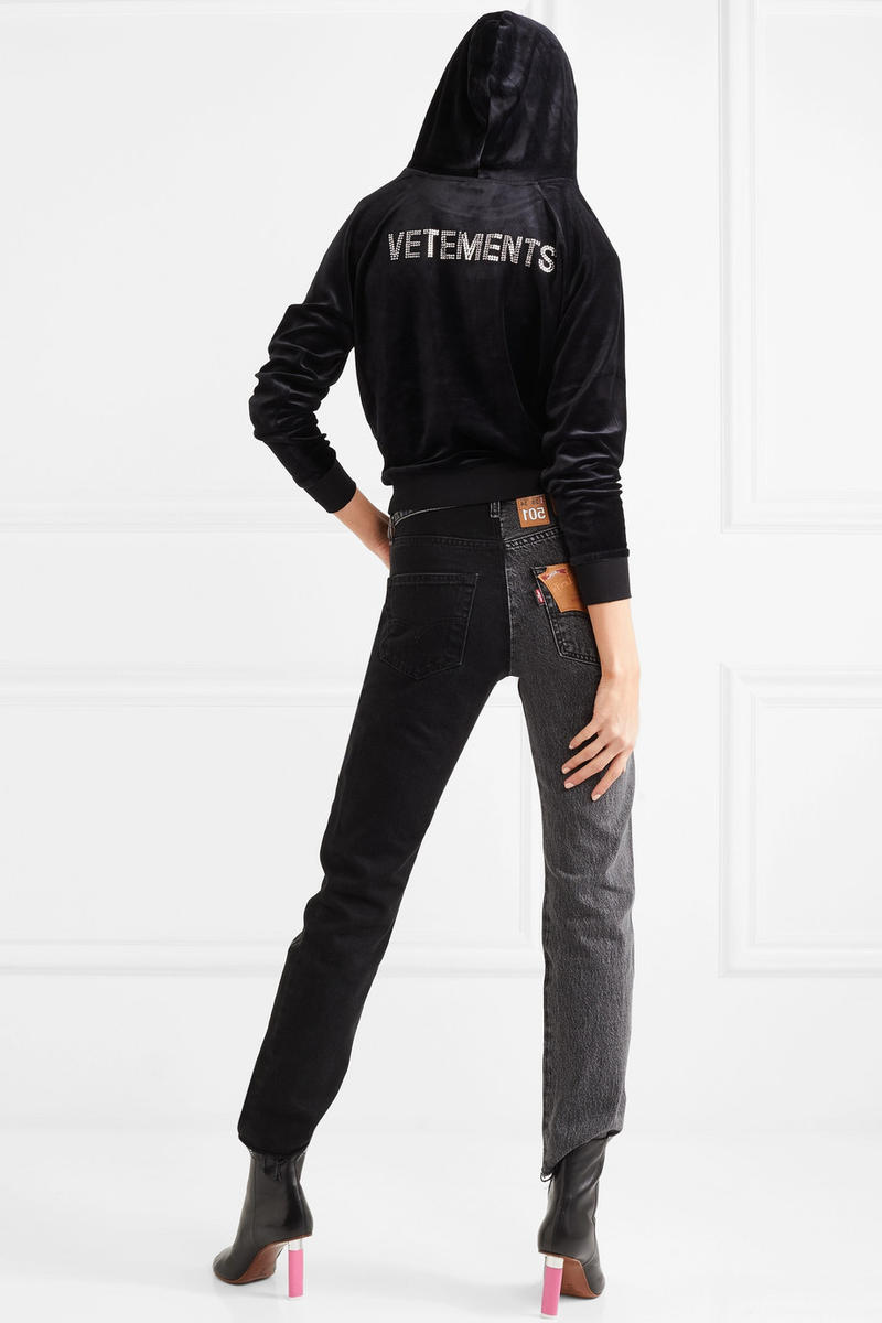 Shop Balenciaga and Vetements at 50-Percent Off Alexander Wang Off-White Maison Margiela Versace Burberry Net-a-porter