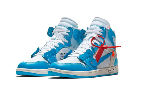 8c289716db82 Here Are Official Images of the Virgil Abloh x Air Jordan 1