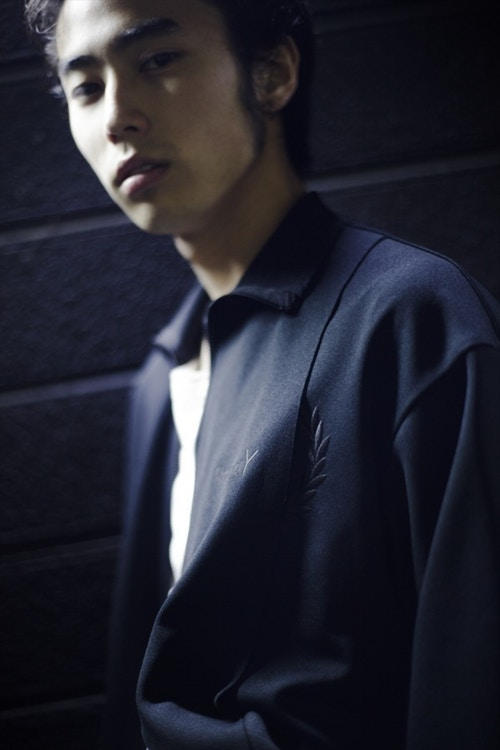 Yohji Yamamoto Ground Y x Fred Perry Capsule Lookbook Collection