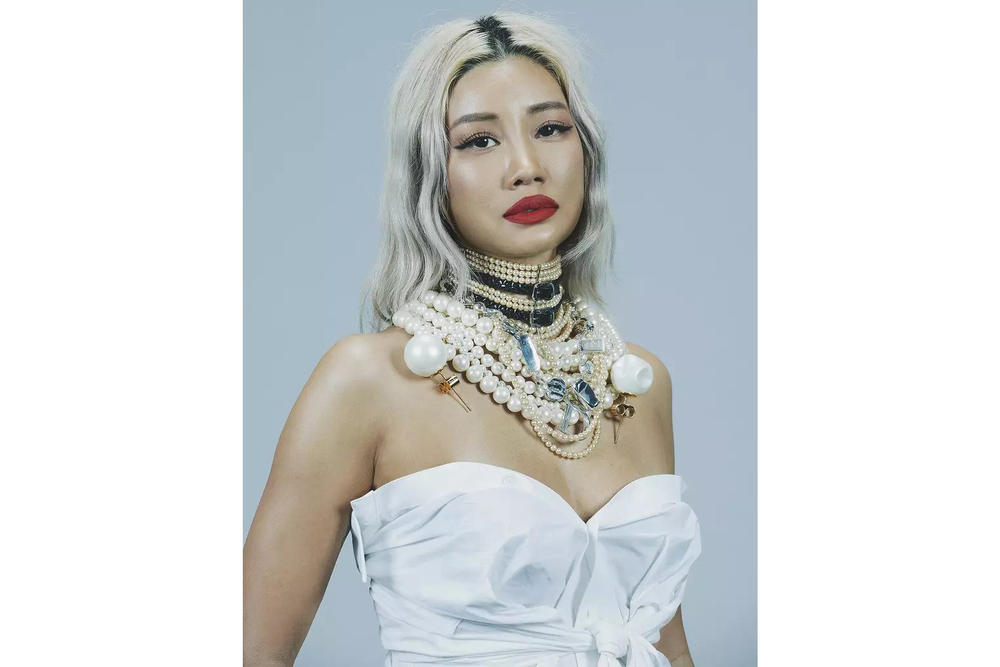 Yoon Ahn Evening Standard Magazine Dior Homme AMBUSH