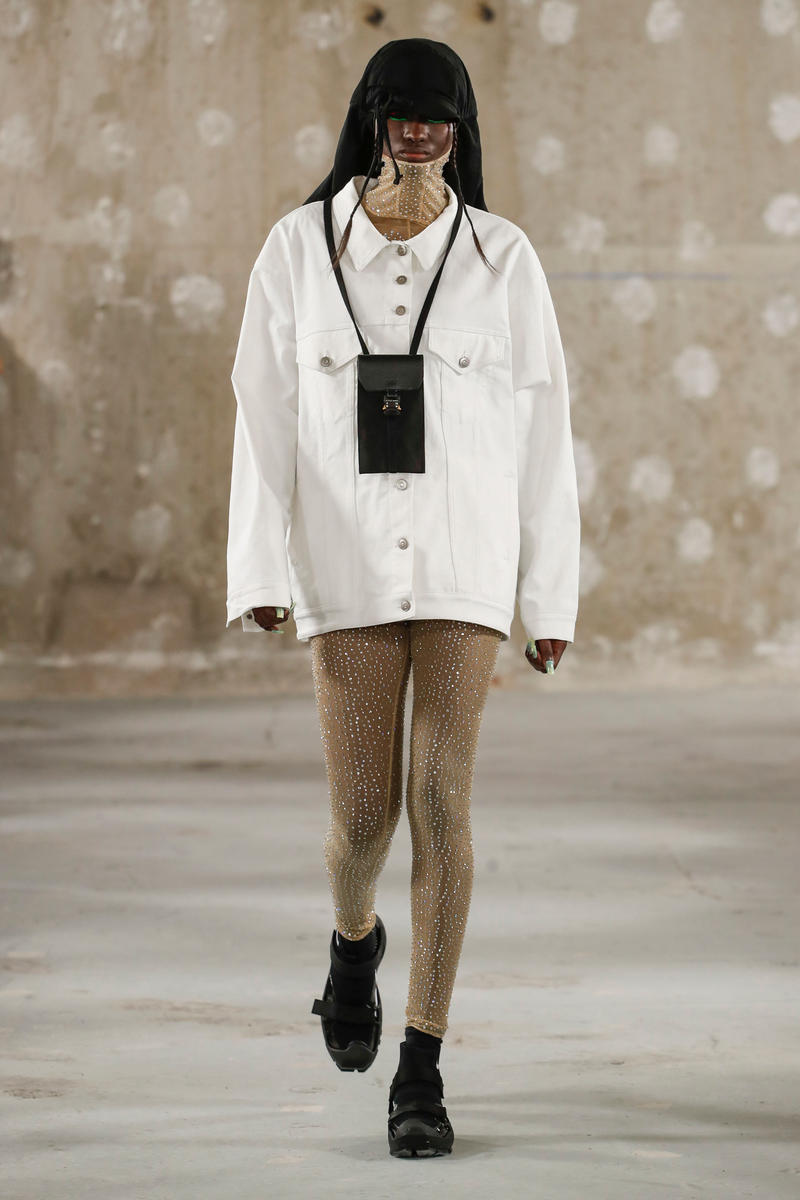 1017 ALYX 9SM Spring/Summer 2019 Paris FW Men's Matthew Williams Fashion Week Runway Buckles Streetwear Collection