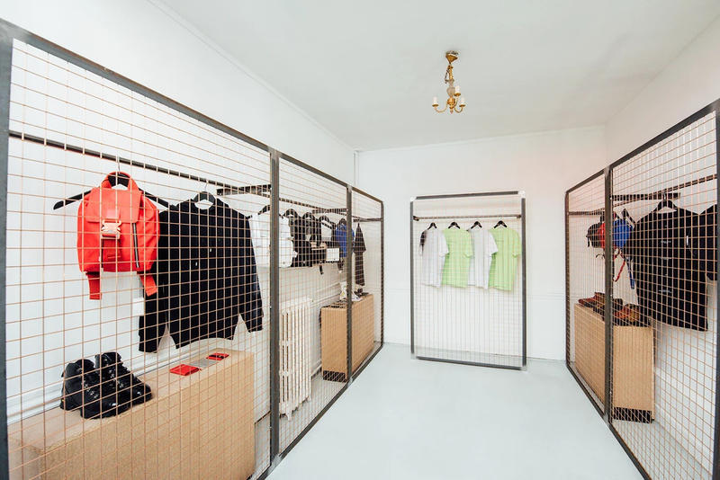 1017 ALYX 9SM Matthew Williams Nike Pop-Up Paris Fashion Week Men's