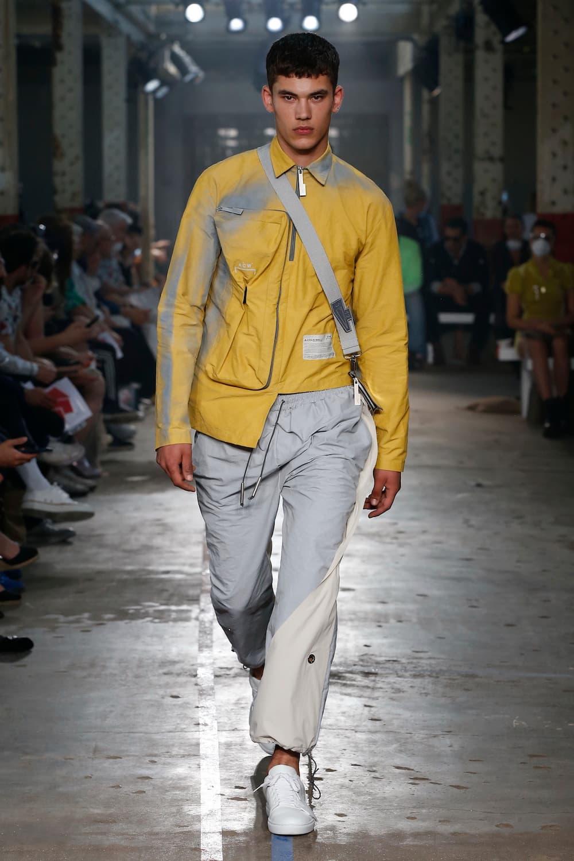 A-COLD-WALL* Spring/Summer 2019 LFW Runway Show Samuel Ross Collection Utalitarian Streetwear