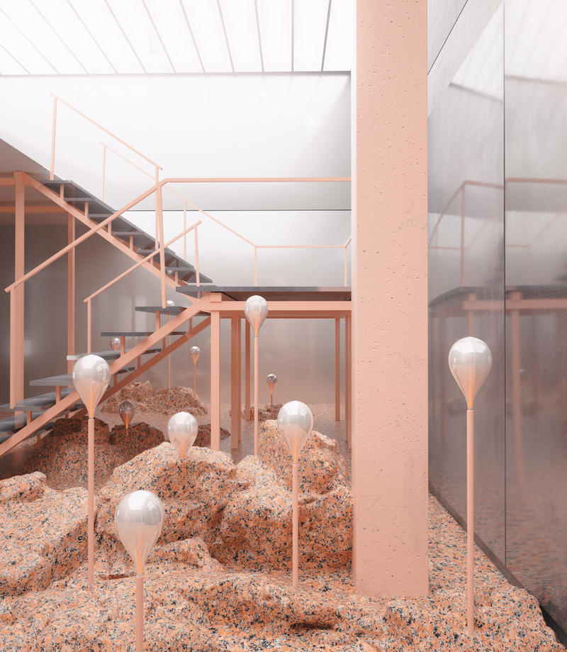 Studio Brasch A Lucid Dream In Pink Creative Studio Anders Brasch-Willumsen