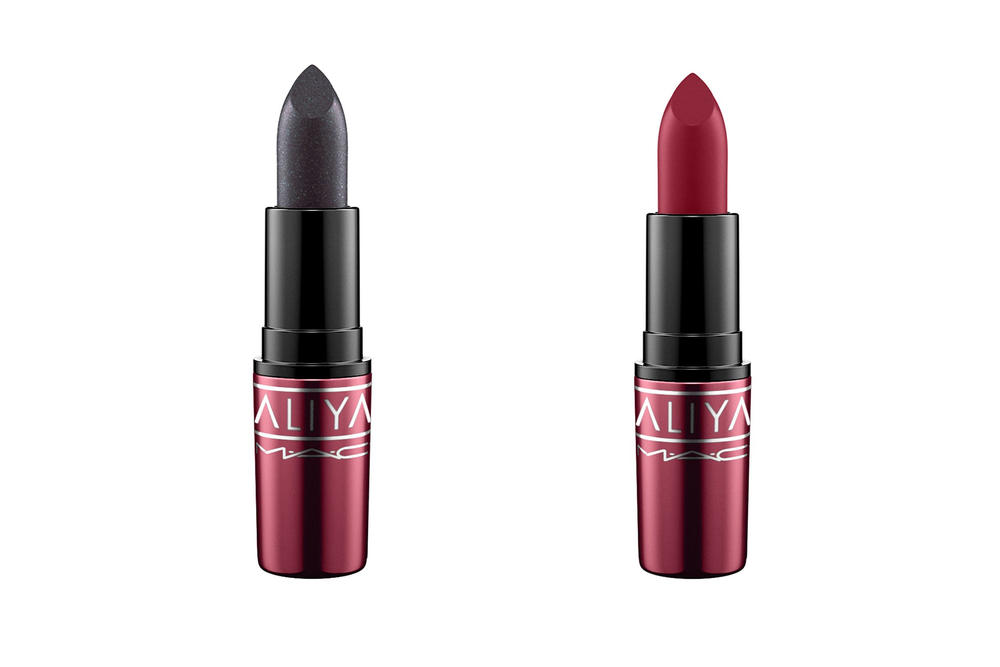 Aaliyah MAC Makeup Collaboration Lip Gloss Lipstick Eyeshadow Palette Bronzing Powder Lip Pencil