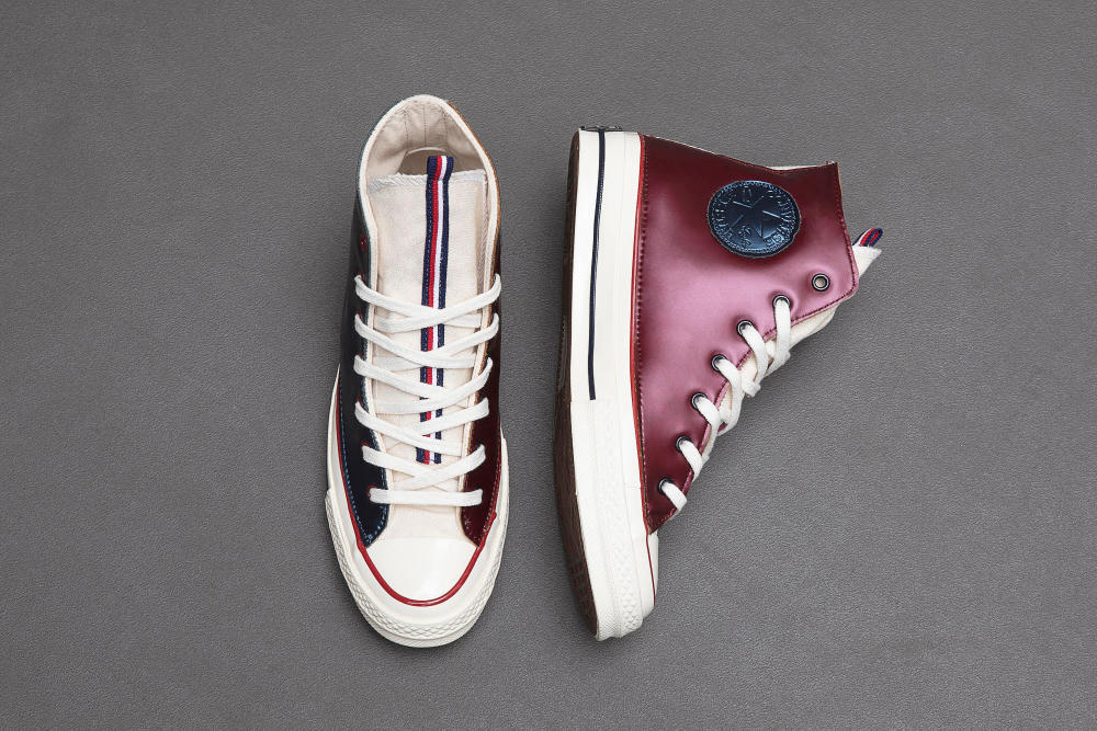 Converse Chuck 70 Pigalle x The Sound of Paris Stephanie Ashpool All Star Chuck Taylor