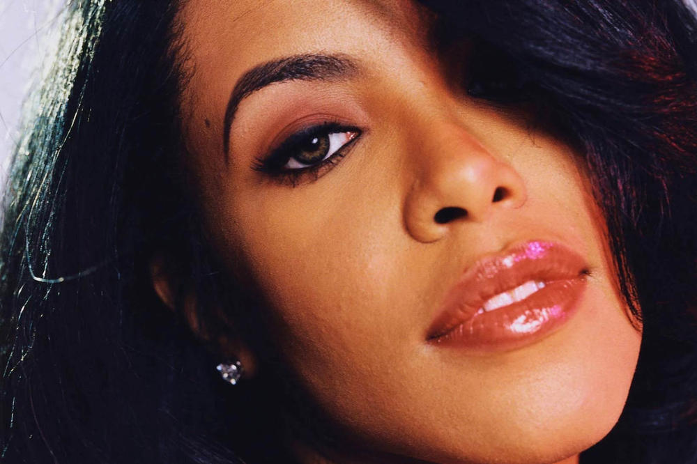 Aaliyah Atlantic Records