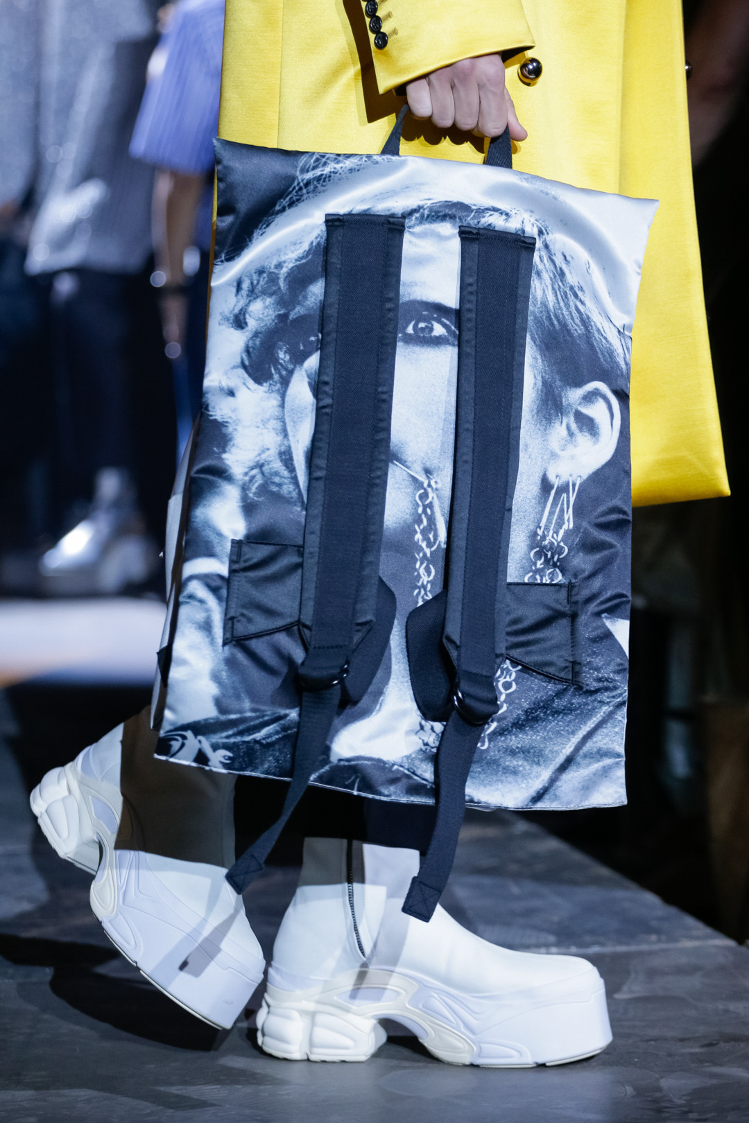 Raf Simons x adidas' Spring/Summer 2019