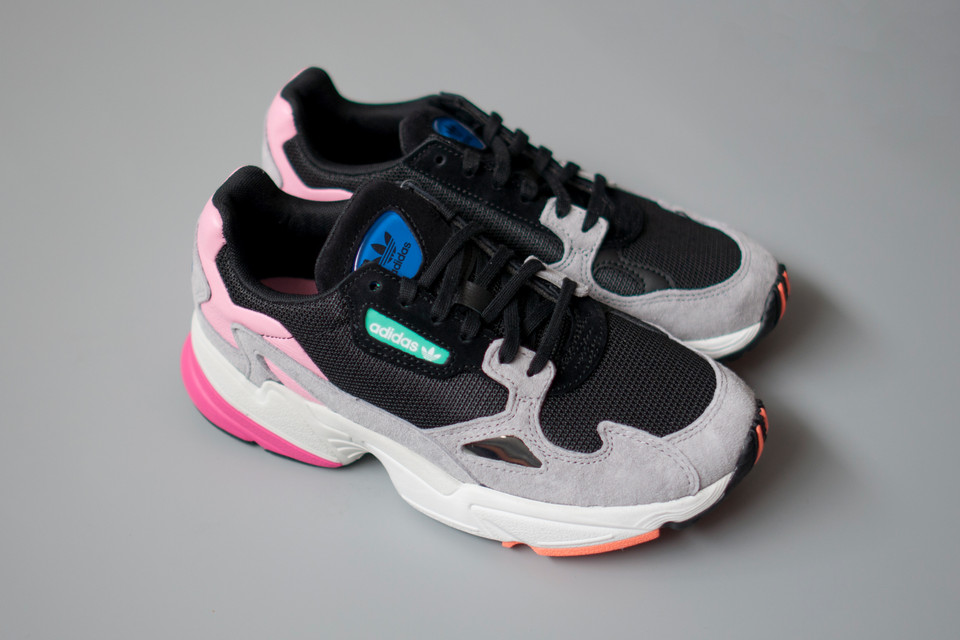 new products d2426 ab159 Unboxing adidas Originals  Falcon Dad Sneaker   HYPEBAE