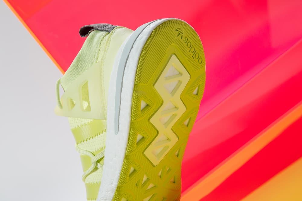 adidas originals arkyn closer look clear orange solar yellow primeknit