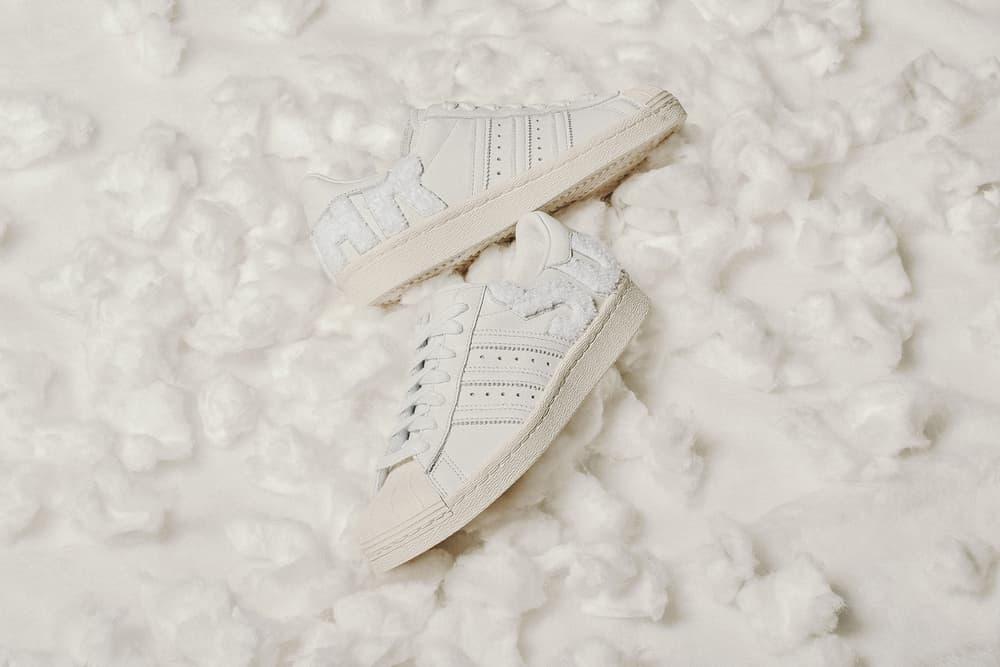 adidas Originals Superstar 80s Varsity Letters White