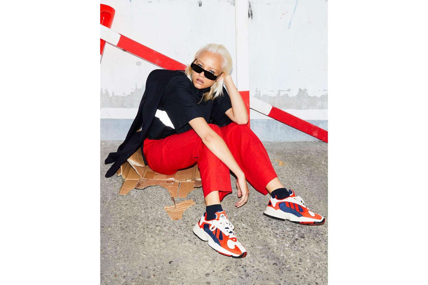 yung 1 adidas women