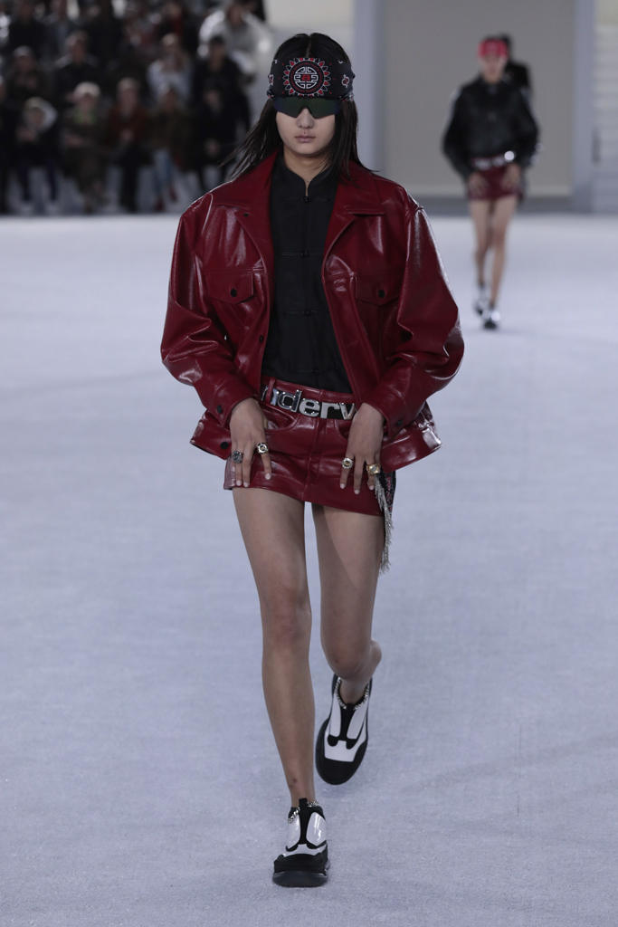 Alexander Wang Spring 2019 Runway Show America Inspired Immigrant Collection Streetwear Fashion