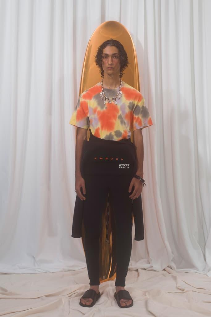 ambush spring summer 2019 show paris fashion week mens backstage