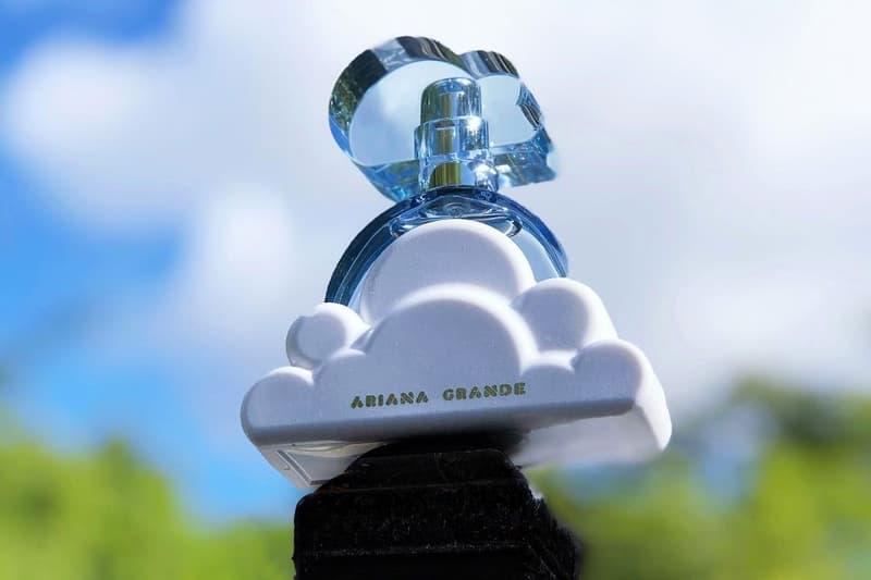 Ariana Grande Teases New Perfume on Twitter Fragrance Beauty Album Sweetener