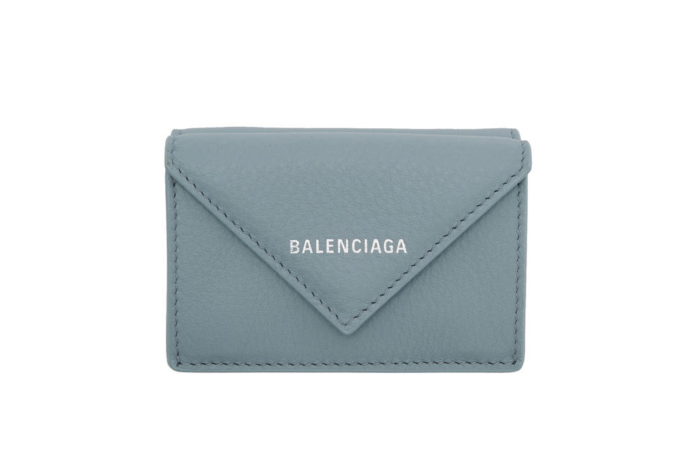 Balenciaga Logo Tote Bag Wallet Accessories Key Holder