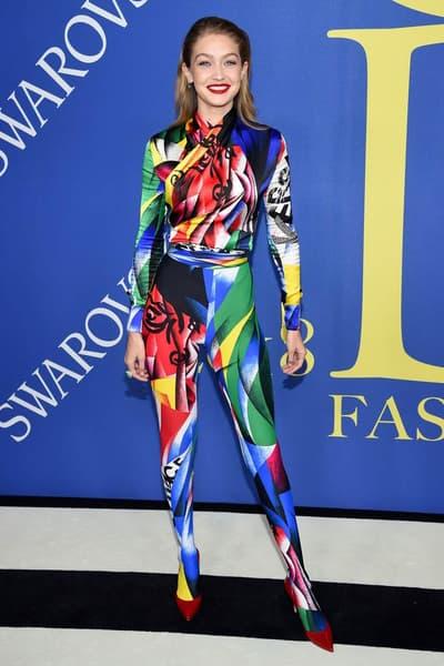 CFDA Fashion Awards 2018 Gigi Hadid