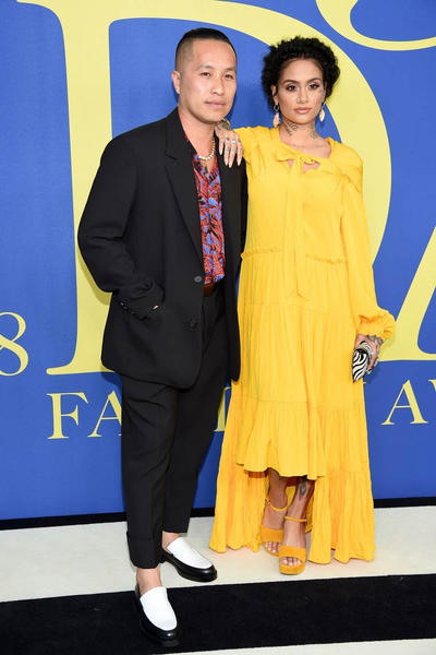 CFDA Fashion Awards 2018 Phillip Lim Kehlani