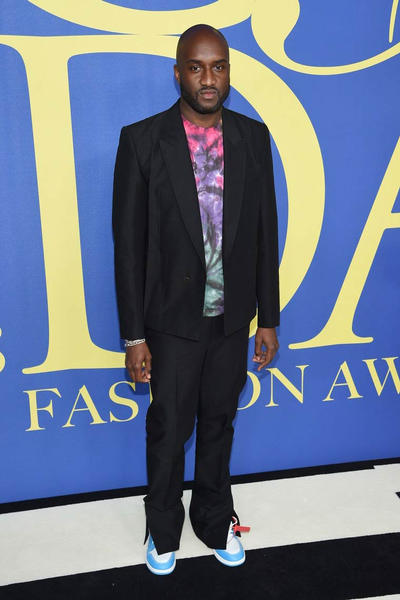 CFDA Fashion Awards 2018 Virgil Abloh