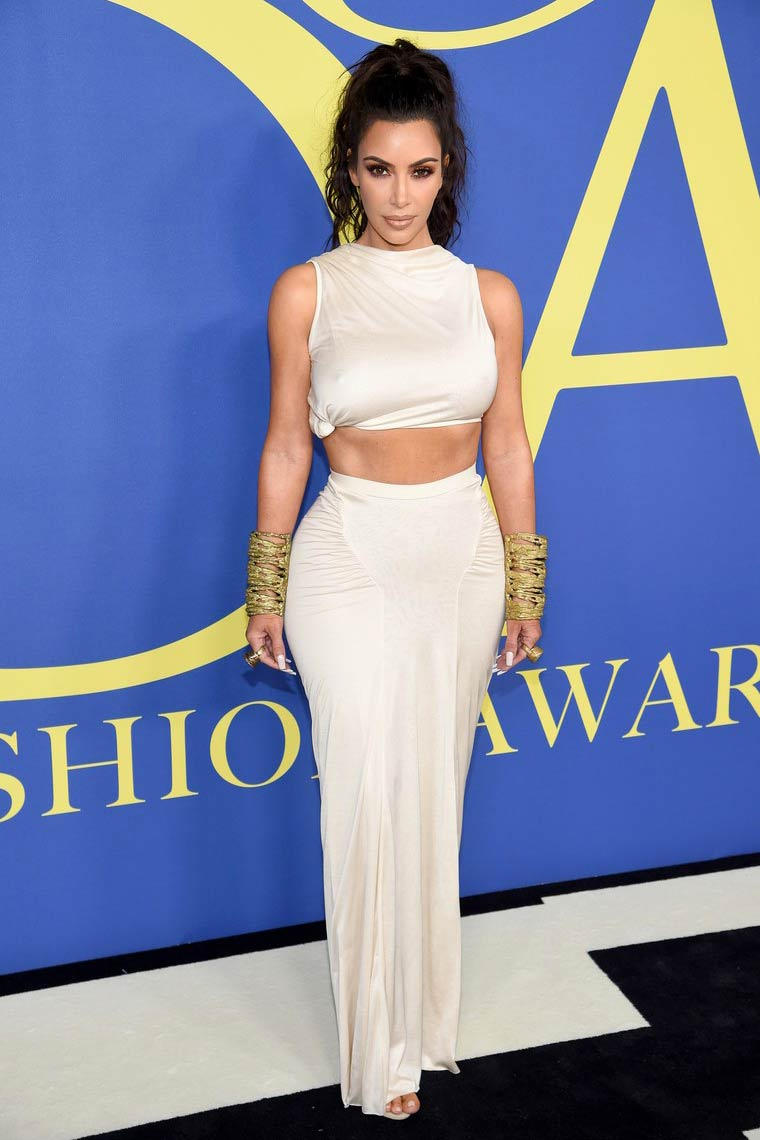 CFDA Fashion Awards 2018 Kim Kardashian