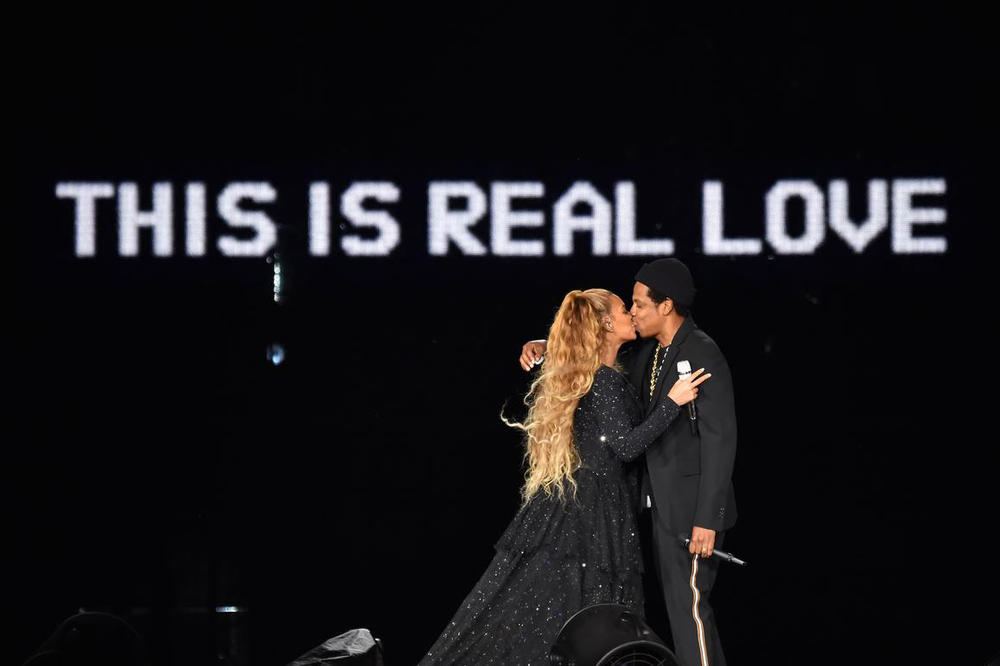 Intimate Photos of Beyonce & Jay-Z Are Leaked From Tour Book