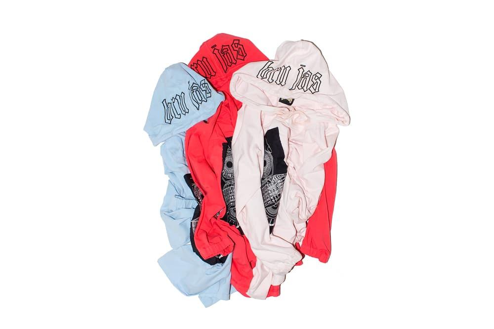 BRUJAS NYC Streetwear Skate Seize Bellevue Spring Summer 2018 Mental Health Cabbage Magazine Lookbook
