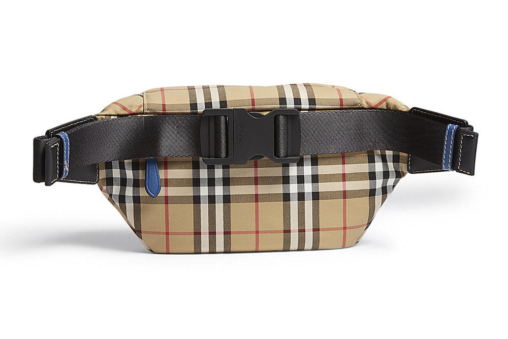 Where to Buy Burberry Vintage Check Fanny Pack Bum Bag