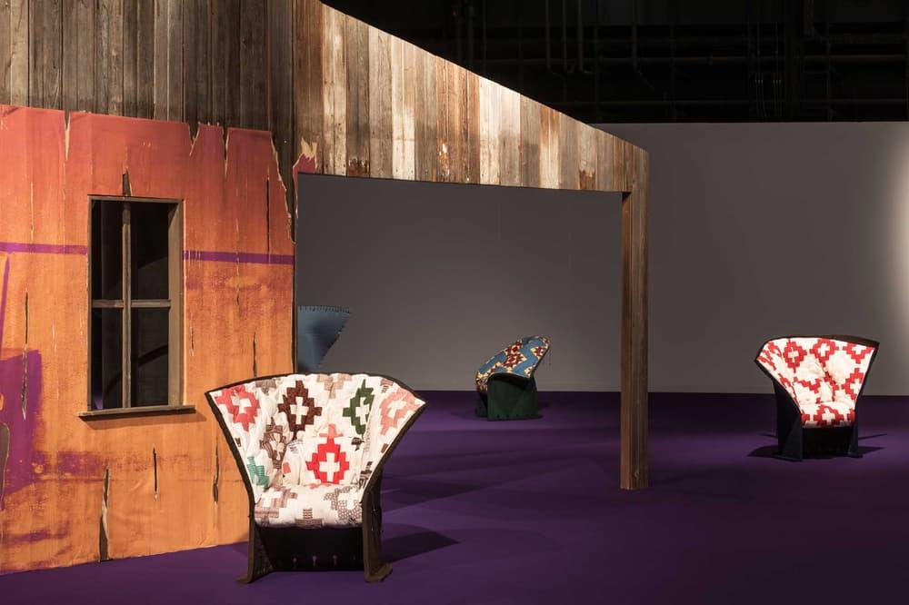 Calvin Klein Design Miami Basel Installation