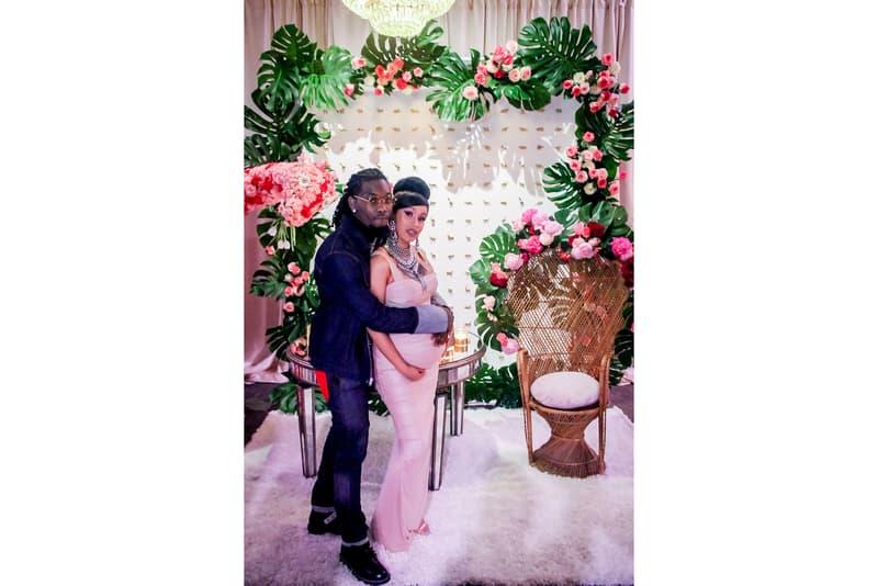 Cardi B Offset Baby Shower Atlanta Bodega Theme