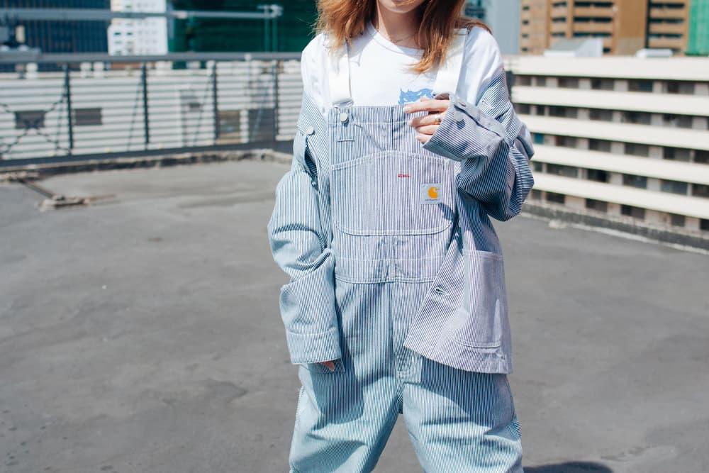 Carhartt WIP Exclusive Fashion Editorial