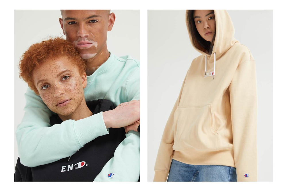 END. Champion Collaboration Lookbook