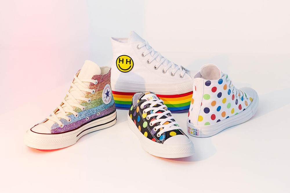 Converse Pride Chuck Taylor All Star High 70 Platform Miley Cyrus 9896f63bd