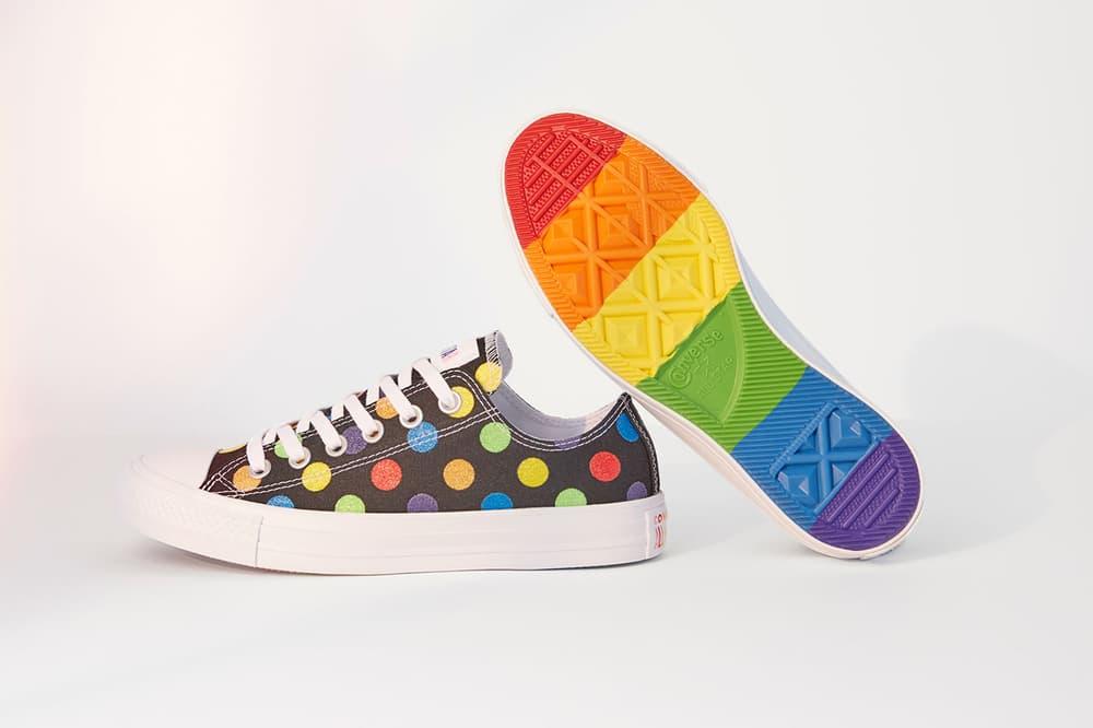 Converse Pride Chuck Taylor All Star Low Miley Cyrus