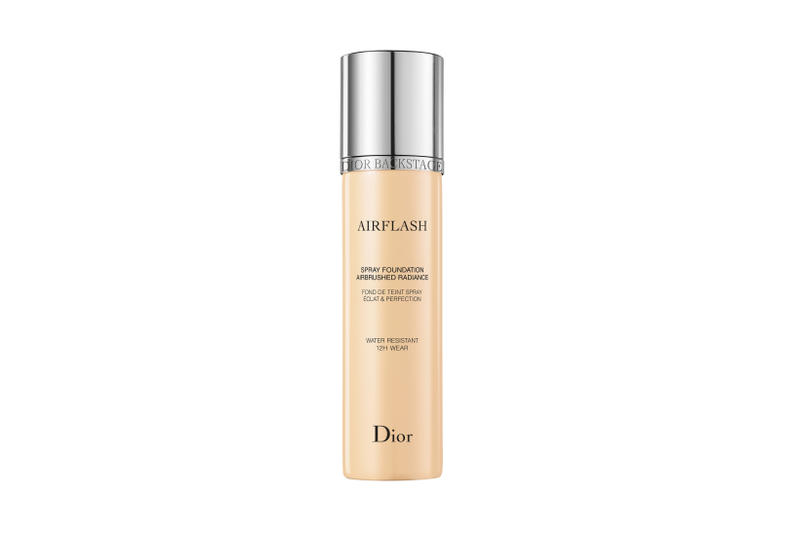 Dior Backstage Airflash Spray Foundation Makeup Beauty Nude Lightweight New